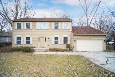 Highland Park Single Family Home For Sale: 2270 Highmoor Road