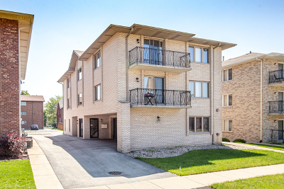 Oak Lawn Condo/Townhouse For Sale: 9533 Minnick Avenue #3E