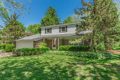 Libertyville Single Family Home For Sale: 734 Ardmore Terrace