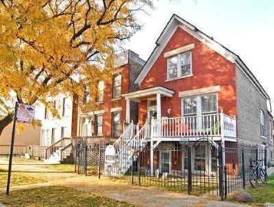 Single Family Home For Sale: 2342 West Altgeld Street