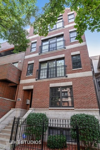 Condo/Townhouse For Sale: 4844 North Damen Avenue #3