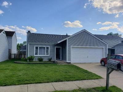 Aurora Single Family Home For Sale: 2250 Bluebell Court