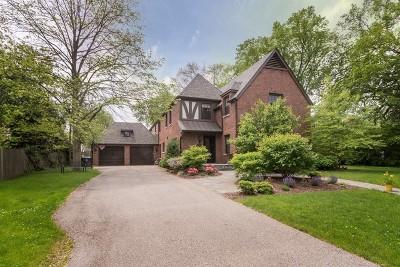 Evanston Single Family Home For Sale: 2950 Payne Street