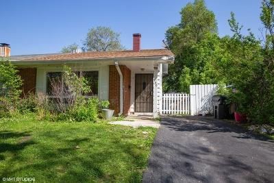 Hoffman Estates Condo/Townhouse For Sale: 190 West Berkley Lane