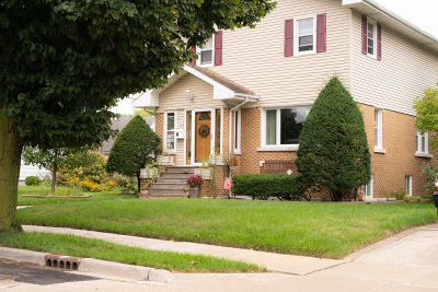 Joliet Single Family Home New: 1102 Richmond Street