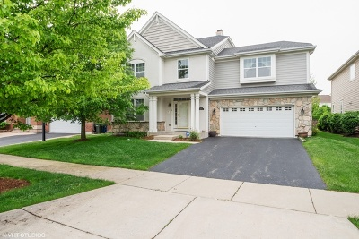 Vernon Hills Single Family Home For Sale: 1658 North Woods Way