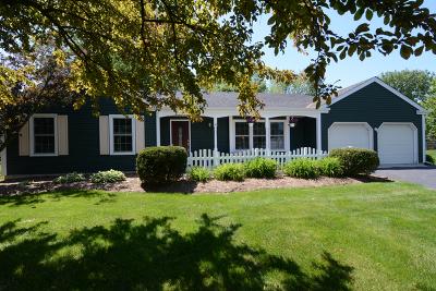 Batavia Single Family Home New: 1329 Garden Court