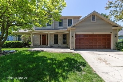 Libertyville Single Family Home For Sale: 1721 Juliet Lane