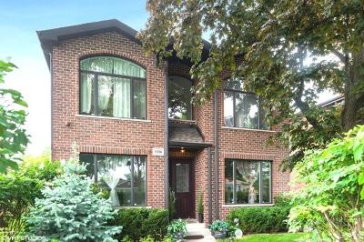 Skokie Single Family Home For Sale: 5336 Greenleaf Street