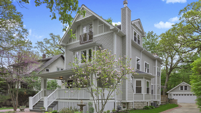 River Forest Single Family Home For Sale: 715 Forest Avenue