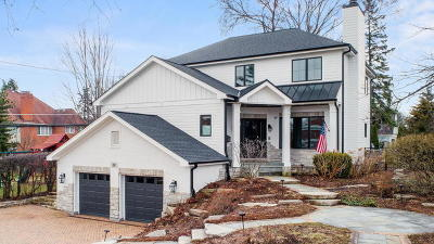 Clarendon Hills Single Family Home New: 205 Norfolk Avenue