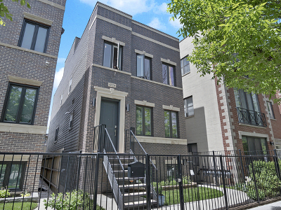 Chicago Single Family Home New: 6520 South Woodlawn Avenue
