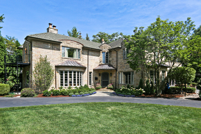 Hinsdale Single Family Home For Sale: 745 South Oak Street