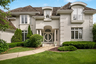 Burr Ridge IL Single Family Home New: $899,000