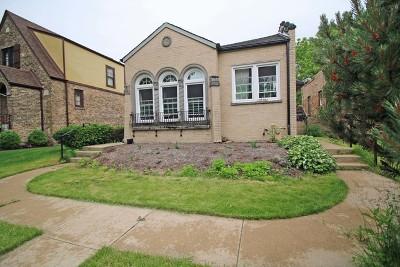 Edison Park Single Family Home For Sale: 6910 North Ottawa Avenue