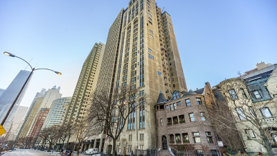 Condo/Townhouse For Sale: 1242 North Lake Shore Drive #6N