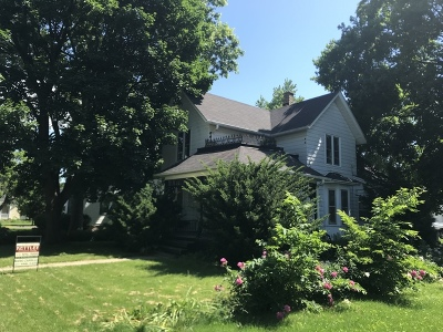 Aurora Single Family Home Re-Activated: 608 South 4th Street