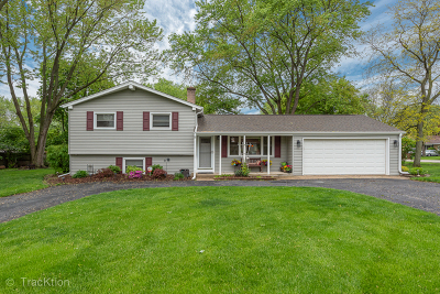 Glen Ellyn Single Family Home Price Change: 3s474 Osage Drive