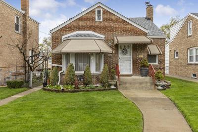 Jefferson Park Single Family Home For Sale: 5138 North Mobile Avenue