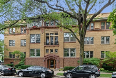 Condo/Townhouse For Sale: 2238 North Lincoln Park West #F3