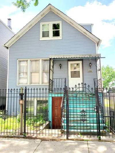 Multi Family Home For Sale: 1734 North St Louis Avenue