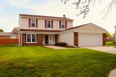 Glendale Heights Single Family Home New: 115 Wren Court
