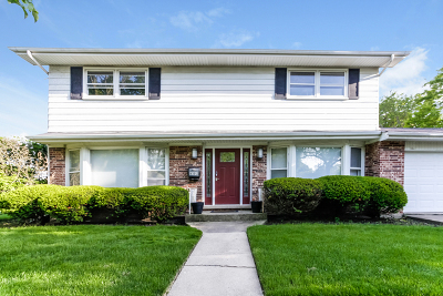 Skokie Single Family Home For Sale: 4501 Grove Street