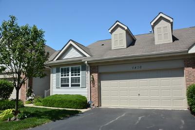Fox Lake Condo/Townhouse For Sale: 6430 Gino Way