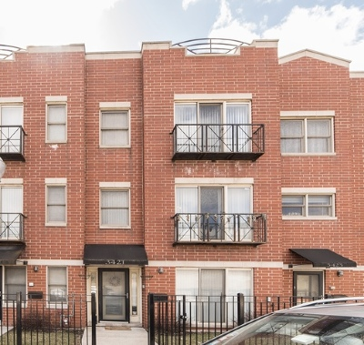 Condo/Townhouse Re-Activated: 3421 West School Street