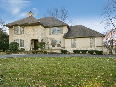 Hinsdale Single Family Home Price Change: 130 North Clay Street