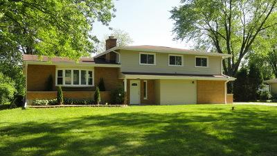 Darien Single Family Home For Sale: 621 Chestnut Lane
