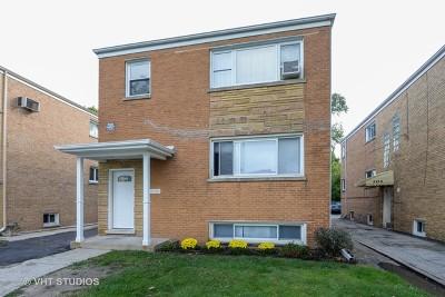 Skokie Multi Family Home For Sale: 9129 Lawler Avenue