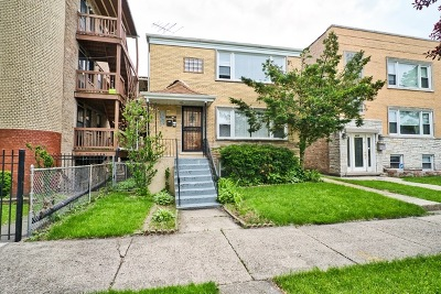 Multi Family Home Price Change: 6224 North Whipple Street