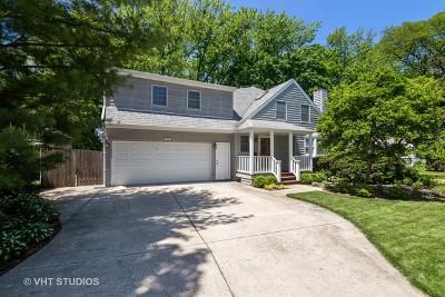 Glenview Single Family Home For Sale: 816 Glendale Road