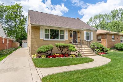 La Grange Park Single Family Home New: 1440 North Maple Avenue
