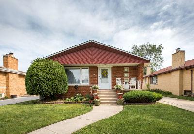 Oak Lawn Single Family Home For Sale: 5300 Oakdale Drive