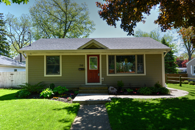 Batavia Single Family Home New: 710 South Harrison Street
