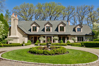 Lake Forest Single Family Home For Sale: 1286 North Sheridan Road