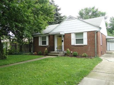 Joliet, Shorewood Rental For Rent: 1705 Glenwood Avenue