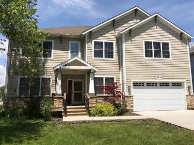 Palatine Single Family Home For Sale: 4788 East Fairfax Avenue