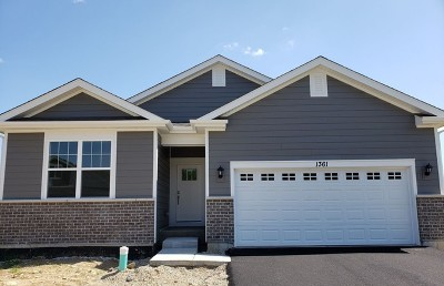 Woodstock Single Family Home For Sale: 1361 Redtail Lane