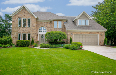 Wheaton Single Family Home For Sale: 1811 Challenger Court