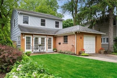 Highland Park Single Family Home New: 554 Broadview Avenue