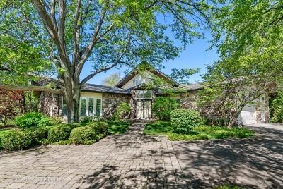 Highland Park Single Family Home For Sale: 2180 Kipling Lane