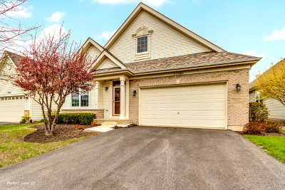 Crest Hill Single Family Home For Sale: 21260 Prince Lake Drive
