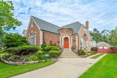 Chicago Single Family Home New: 6303 North Melvina Avenue