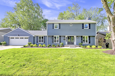 Downers Grove Single Family Home For Sale: 913 61st Street