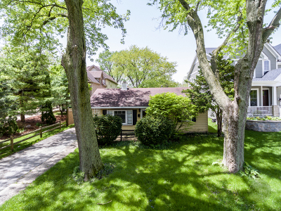 Westmont Single Family Home New: 150 South Wilmette Avenue