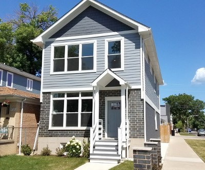 Irving Park Single Family Home For Sale: 3701 North Albany Avenue