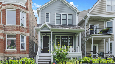 Single Family Home For Sale: 4711 North Hermitage Avenue